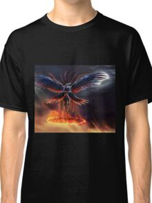 The Summoning of Bahamut - With Background! Classic T-Shirt