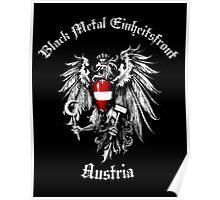 Black Metal Einheitsfront Poster