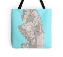 Thinkin' Pinkman Tote Bag
