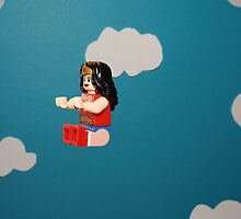 Wonder Woman by thereeljames
