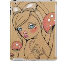 Now you see me iPad Case/Skin