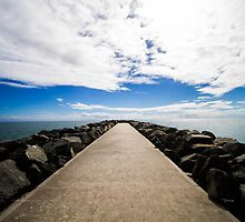 Cottesloe Pier by Engagephotos23