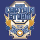 Captain Storm by freeagent08