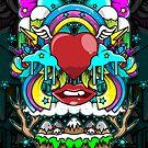 Saints Heart by swiftyspade