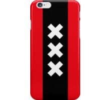 Amsterdam – Coat Of Arms iPhone Case/Skin