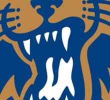 Villanova Panther Sticker