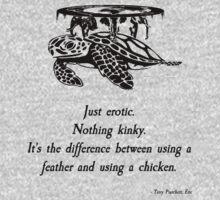 Pratchett Quote 19 by Dominic Taranto