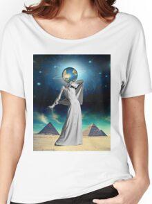 Goddess Giza Women's Relaxed Fit T-Shirt