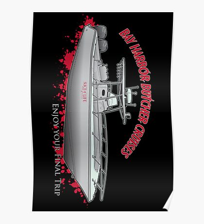 Bay Harbor Butcher Cruises Poster