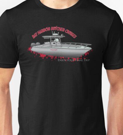 Bay Harbor Butcher Cruises Unisex T-Shirt