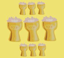 beer beer beer good One Piece - Short Sleeve