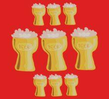 beer beer beer good One Piece - Long Sleeve