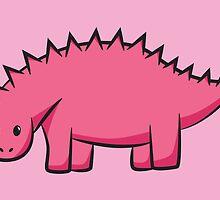 Dinosaur by Lauramazing