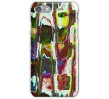 MODERN SWITCH CONCEPT - ABSTRACT ART  iPhone Case/Skin