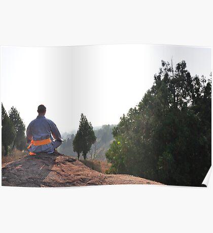 Mountain Top Poster