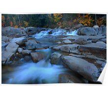 White Mountains Autumn Poster