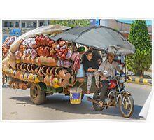 Travelling Salesman Poster