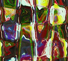 MODERN SWITCH CONCEPT - ABSTRACT ART by Rebecca Hansen