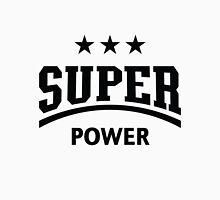 Super Power (Black) Unisex T-Shirt