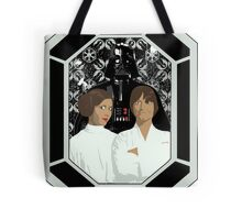Star Wars - A Family Portrait Tote Bag