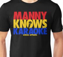 Manny Pacquiao Knows Karaoke by AiReal Apparel Unisex T-Shirt