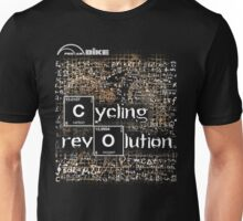 Cycling T Shirt - Cycling Revolution Unisex T-Shirt