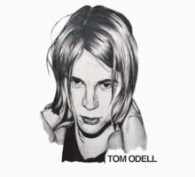 Tom Odell Drawing Kids Clothes