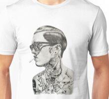 Jimmy Q drawing Unisex T-Shirt