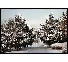 South Korea in Winter Photographic Print