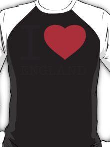 I ♥ ENGLAND T-Shirt