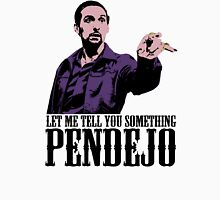 Jesus The Big Lebowski T shirt Let Me Tell You Something Pendejo Color Tshirt Unisex T-Shirt