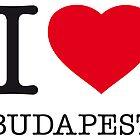 I ♥ BUDAPEST by eyesblau
