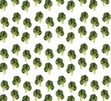 Broccoli wallpaper by stuwdamdorp