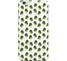Broccoli wallpaper iPhone Case/Skin