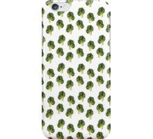 Broccoli wallpaper iPhone Case/Skin
