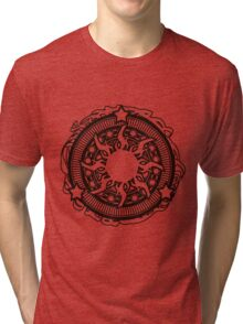 Stylish Abstract design  Tri-blend T-Shirt