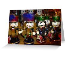 On Parade Greeting Card