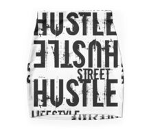 Hustle Quotes Mini Skirt