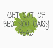 daisy head by wislingsailsmen