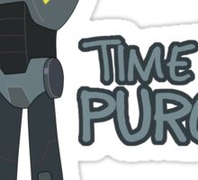 Rick and Morty – Time to Purge! Sticker