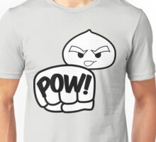 Filipino Steamed Bun Fighting Siopao by AiReal Apparel Unisex T-Shirt