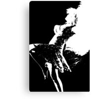 The Ecstasy of St. Beth Canvas Print