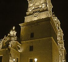©MS Catedral De Morelia IIAB Sepia S by OmarHernandez