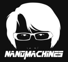 Nanomachines? Nanomachines. by Shadyfolk