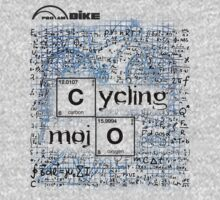 Cycling T Shirt - Cycling Mojo by ProAmBike
