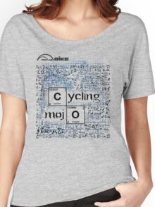 Cycling T Shirt - Cycling Mojo Women's Relaxed Fit T-Shirt
