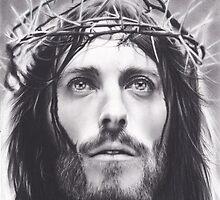 Jesus Christ by brittnideweese