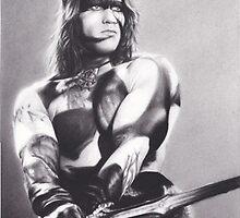 Conan the Barbarian by brittnideweese