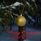Merry Christmas - God Jul by Mark Williams