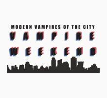 Vampire Weekend Band Shirt Kids Clothes